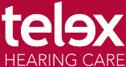 telex logo red